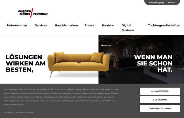 Vorschau von moebel-beyhoff.europa-moebel.de, Möbel Beyhoff GmbH & Co. KG