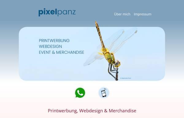 Vorschau von www.pixelpanz.de, Pixelpanz, Stephanie Panz