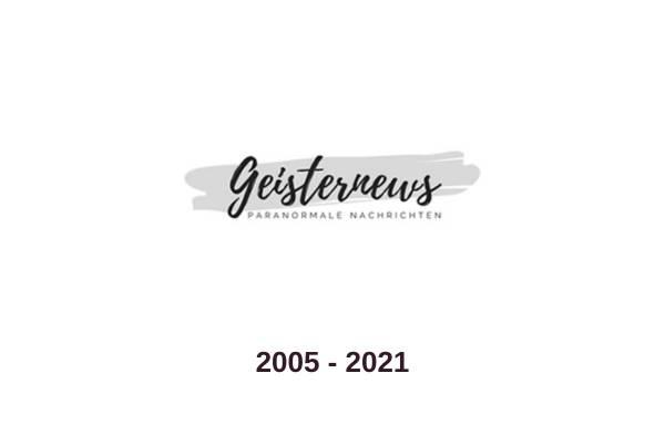 Vorschau von www.geisterarchiv.de, Das Geisterarchiv