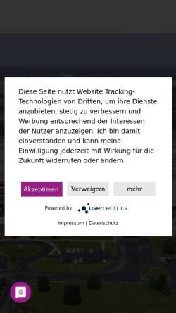 Vorschau der mobilen Webseite www.itson.de, Its.on GmbH & Co. KG