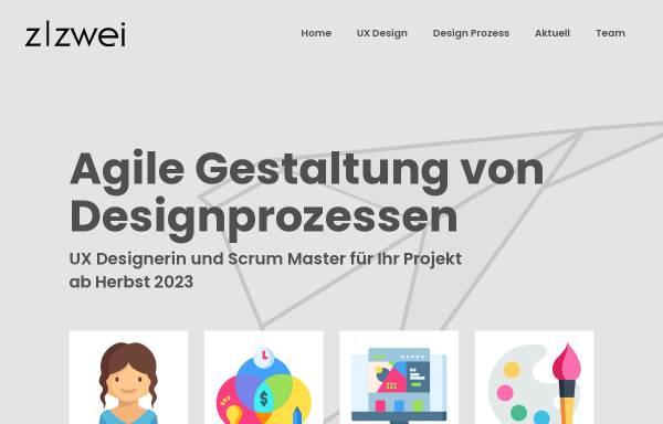 Vorschau von www.zzwei.de, Zzwei Design, Daniela Rogge