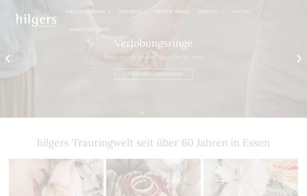 Vorschau von www.hilgers-trauringwelt.de, Juwelier Hilgers