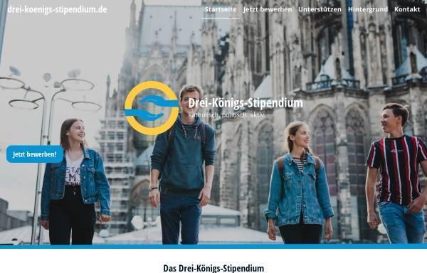 Vorschau von www.kjw-koeln.de, Katholische Jugendwerke in der Stadt Köln e.V.