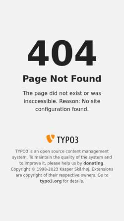 Vorschau der mobilen Webseite www.stbruno.de, Ministranten St. Bruno