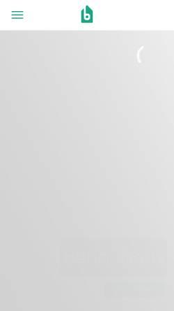 Vorschau der mobilen Webseite www.bennohaus.info, Bürgerhaus Bennohaus