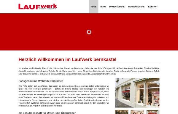 Vorschau von www.laufwerk-bernkastel.de, Laufwerk Bernkastel