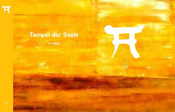 Vorschau von www.muster-der-seele.de, Muster der Seele