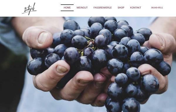Vorschau von bitzel.com, Weingut Bitzel und Weinstube FassReiwerle