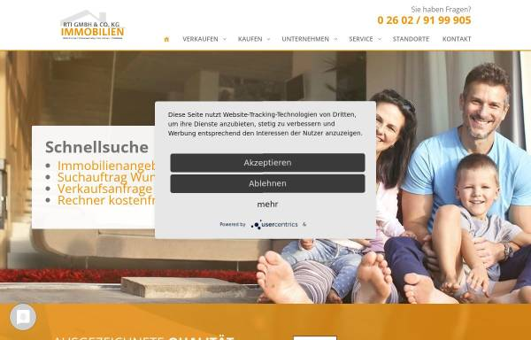 Vorschau von www.ws-immo.info, Hausverwaltung im Westerwald