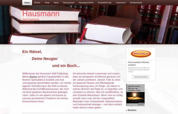 Vorschau von hausmann-verlag.beepworld.de, Christiane Hausmann Berlin