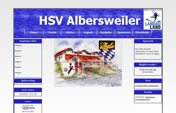 Vorschau von www.sg-albersweiler-ranschbach.de, SG Albersweiler-Ranschbach