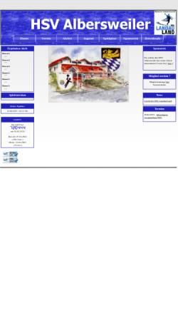 Vorschau der mobilen Webseite www.sg-albersweiler-ranschbach.de, SG Albersweiler-Ranschbach