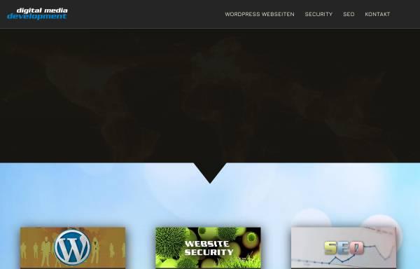 Vorschau von dm-development.de, Digital Media Development