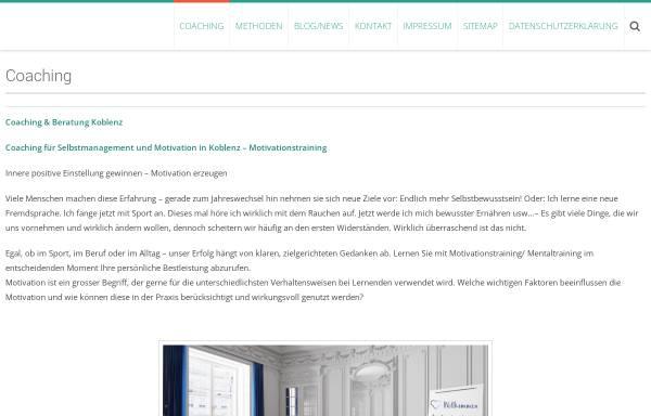 Vorschau von www.magische-ideen.de, Klaus G. Lieg