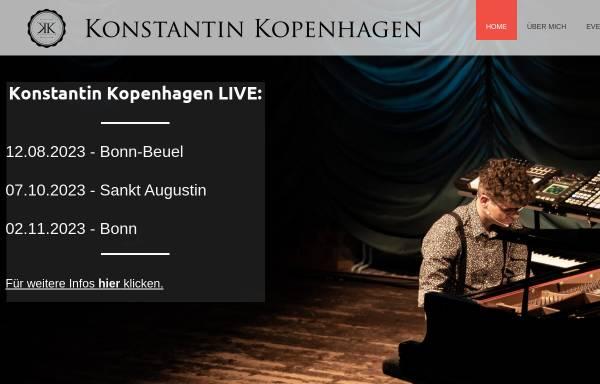 Vorschau von www.tastenshakespeare.de, Tastenshakespeare - Konstantin Kopenhagen