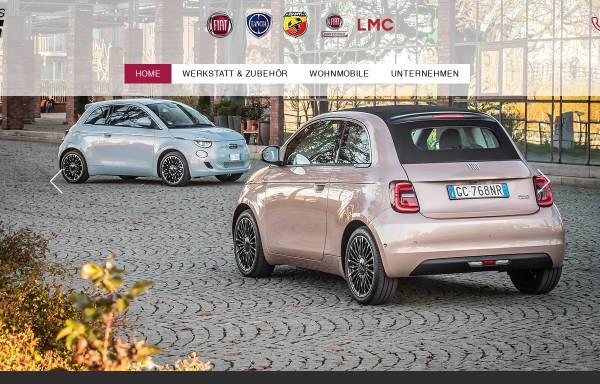 Vorschau von www.fiat-weiss.de, Autohaus Weiss GmbH