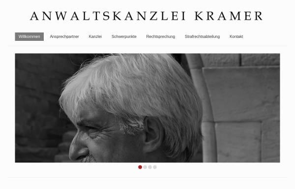 Vorschau von www.ra-lk.de, Kanzlei Rechtsanwalt Lutz Kramer