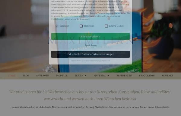 Vorschau von www.maximilian-taschen.de, Maximilian-Taschen