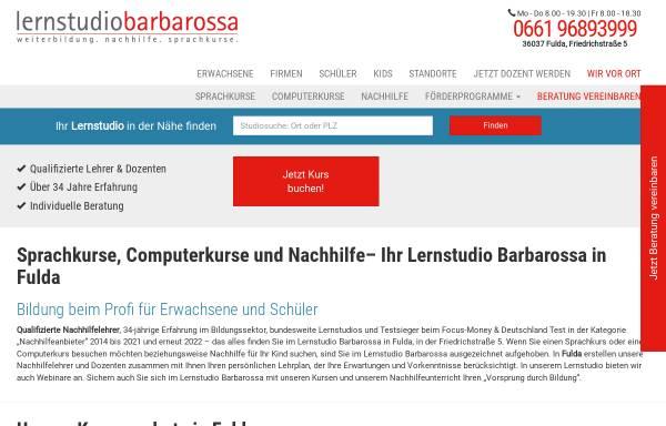 Vorschau von www.lernstudio-barbarossa.de, Lernstudio Know How