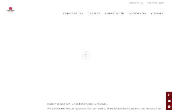 Vorschau von www.rechtsanwaelte-sb.de, Ruland Rechtsanwälte