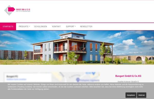 Vorschau von www.bungert.de, Bungert GmbH & Co. KG