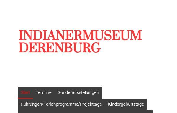 Vorschau von www.indianermuseum.com, Indianermuseum