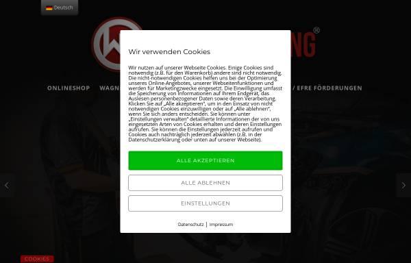 Vorschau von wagnertuning.com, Wagnertuning, Carsten Wagner GBR