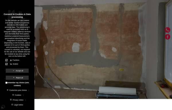Vorschau von www.raumausstatter-maikhoyer.de, Raumausstatter Maik Hoyer