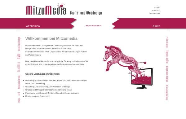 Vorschau von mitzomedia.de, Mitzomedia