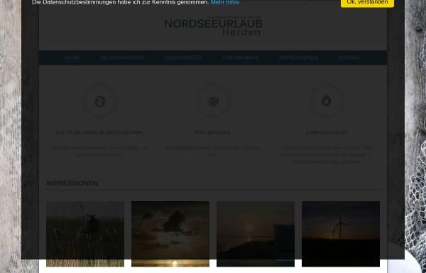 Vorschau von www.urlaub-fuer-hund-und-mensch.de, Urlaub für Hund und Mensch