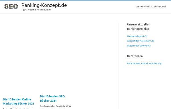 Vorschau von www.ranking-konzept.de, Artaxo AG