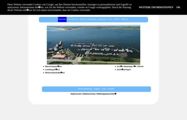 Vorschau von wassersportzentrum.net, Wassersportzentrum Großenbrode