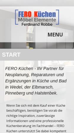 Fero Küchen Möbel Elemente Appen Städte Und Gemeinden Fero Kuechende