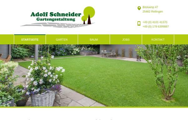 Gartengestaltung Pinneberg gartengestaltung und baumschule adolf schneider wirtschaft