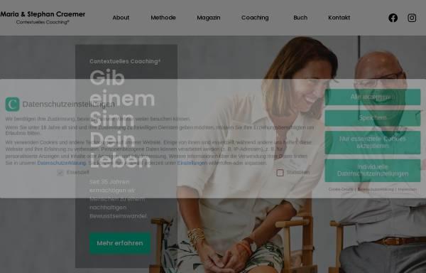 Vorschau von www.coachingacademie.de, CA CoachingAcademie GmbH