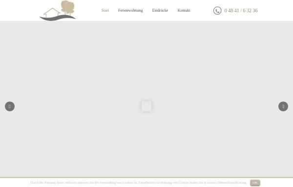 Vorschau von www.ferienwohnungen-jessen.de, Ferienwohnung Jessen