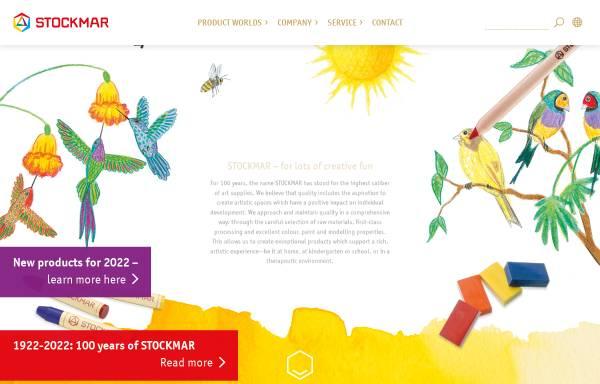 Vorschau von www.stockmar.de, Hans Stockmar GmbH & Co. KG
