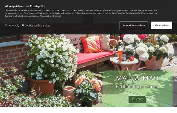 Vorschau von www.mauundmau.de, Mau & Mau OHG
