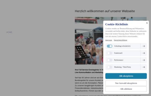 Vorschau von www.agentur-atw.info, ATW Agentur Thomas Will