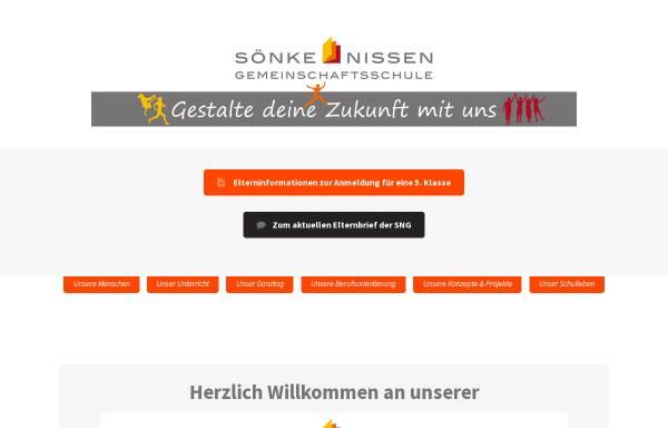 Sönke-Nissen-Schule: Bildung, Glinde soenke-nissen-schule.de