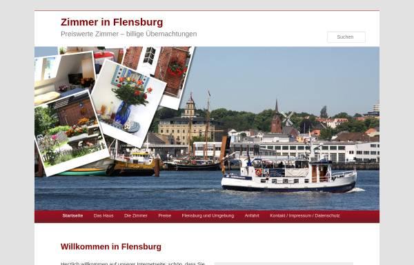 Vorschau von zimmer-flensburg.net, Zimmer in Flensburg