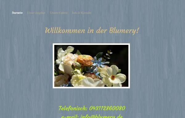 Vorschau von www.blumery.de, Blumery