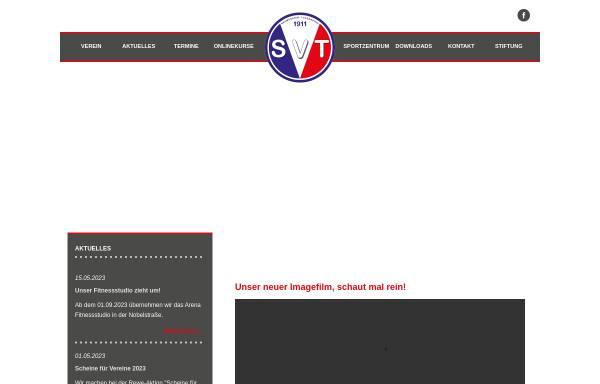 Vorschau von www.svt-neumuenster.de, Sportverein Tungendorf Neumünster von 1911 e.V.