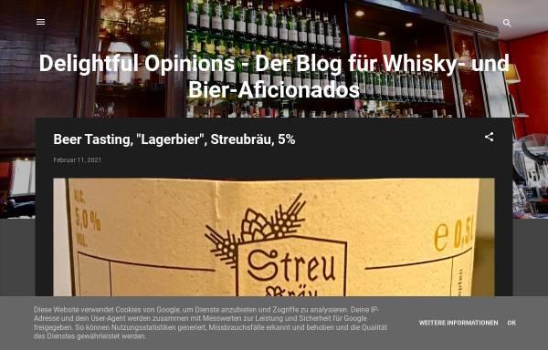 Vorschau von www.whisky-afficionado.com, Scotch Malt Whisky Society, Deutschland