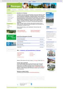 Vorschau der mobilen Webseite www.bestof-thueringen.de, Best of Thüringen