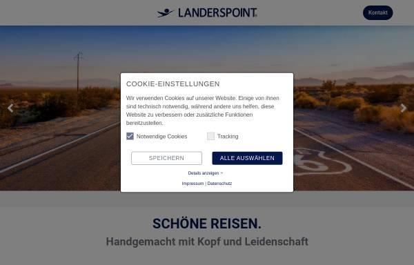 Vorschau von www.landerspoint.com, Landerspoint GmbH & Co. KG