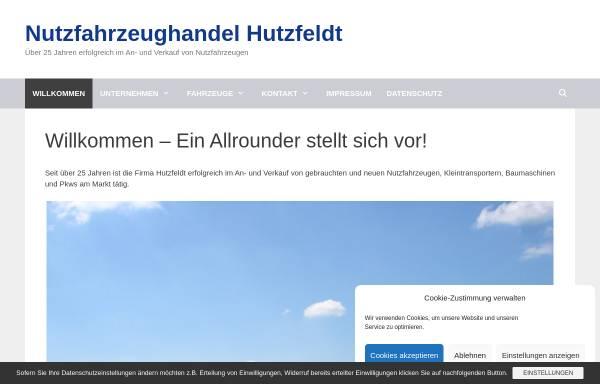 Vorschau von www.dirk-hutzfeldt.de, Dirk Hutzfeldt GmbH & Co. KG.