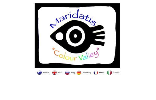 Vorschau von www.maridatis.gr, Maridati Apartments bei Palekastro