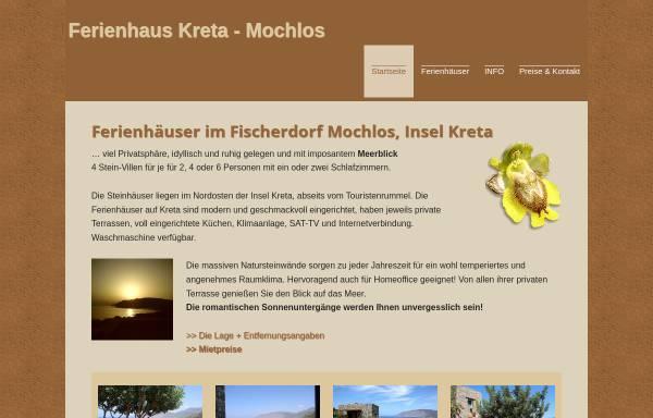 Vorschau von www.crete-villas-kreta-villen.com, Luxuriöse Stein-Villa, Mochlos