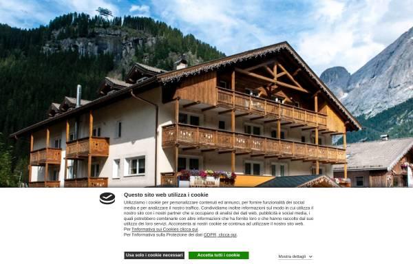 Vorschau von www.albolina.it, Hotel Albolina
